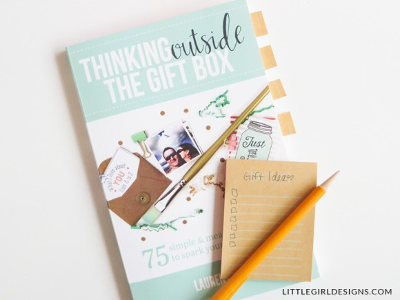 Budget-Friendly Gifts That He'll Love - Looking for some meaningful gifts for your man but are nervous about killing your budget? Here are several fun, creative, and simple gifts that you can whip up in no time and that he will LOVE! via littlegirldesigns.com