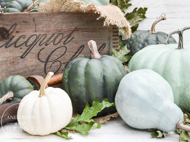 Okay, I want to make all of these diy projects and crafts this fall! I love the reclaimed wood pumpkins, silver acorns, and oh my goodness, the painted pumpkins before and after pictures are amazing!