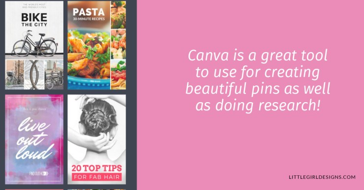 Learn how to create beautiful pins that get clicks and repins! This tutorial shares everything you need to know to create a viral pin.