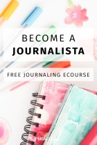 Join the Journalista Challenge (free eCourse!)
