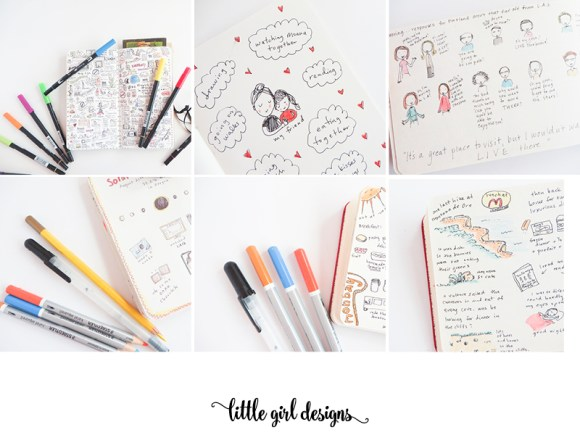 I love this idea! Have you ever kept a gratitude journal? How about a happy journal? This eBook shares how Jennie Moraitis began drawing small vignettes of her day years ago . . . and discovered a deep joy and happiness. It's gratitude journal 2.0.