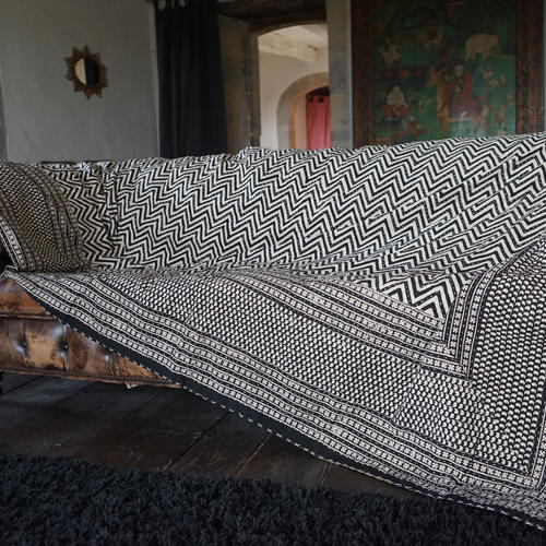 caravan couvre lit