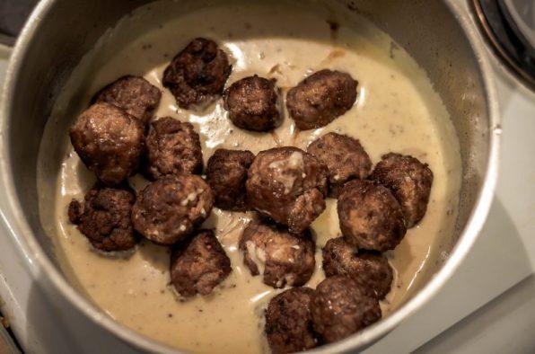 www.littlegreenbee.be sauce boulette