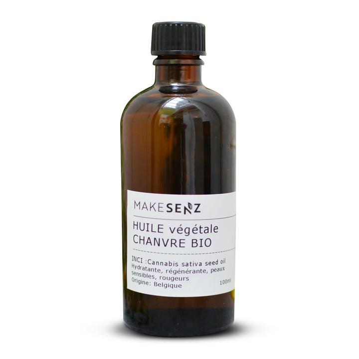 huile de chanvre make senz