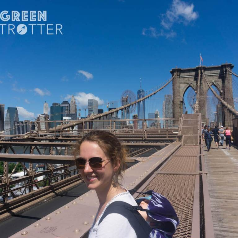 Walking-Brooklyn-Bridge