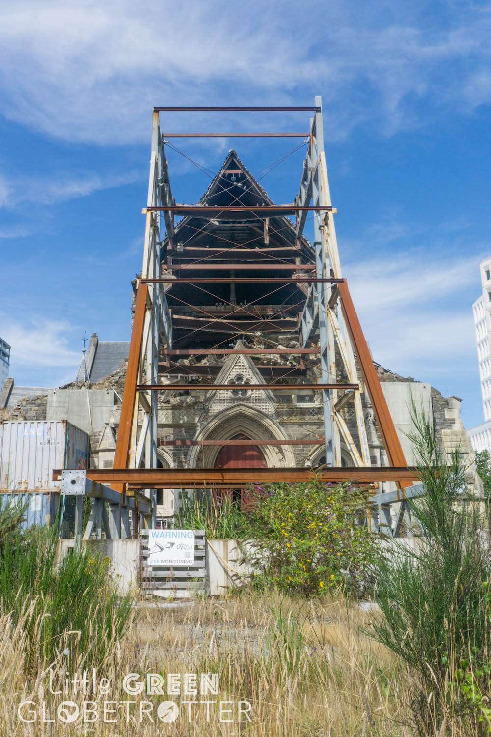 Cathedral-ruins-Christchurch-New-Zealand