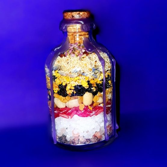 protection spell bottle
