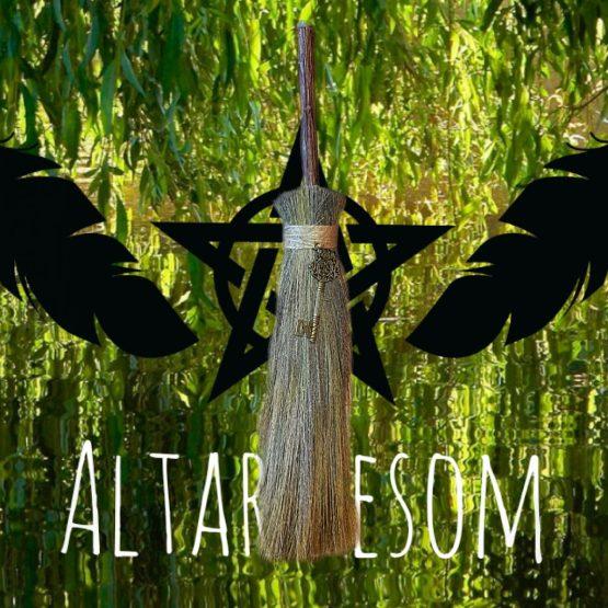 altar besom