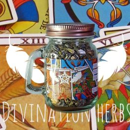 divination psychic herbs