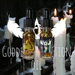goddess protection oil
