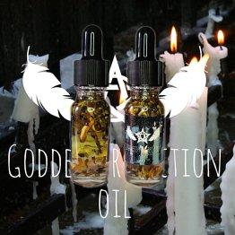 goddess protection oil