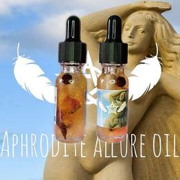 aphrodite hoodoo conjure oil