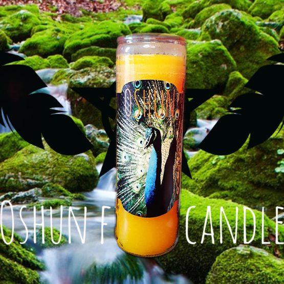 oshun fixed candle