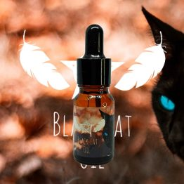 black cat oil