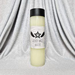 sacred white water