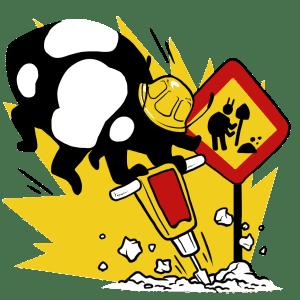 Mascot Construction