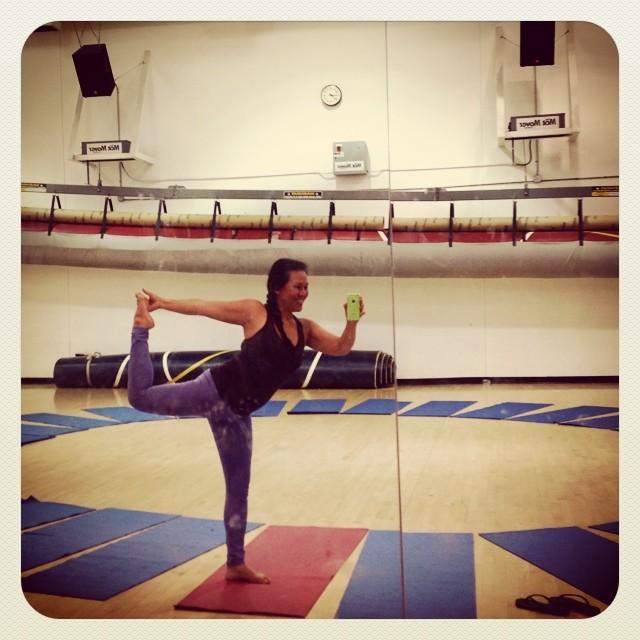 high school yoga