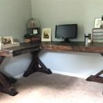 10 Corner Desks To Diy Or Buy Kaleidoscope Living
