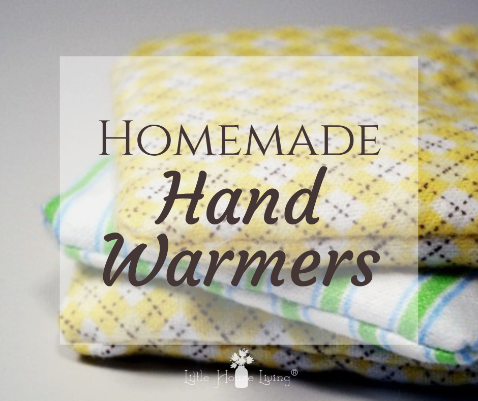 homemade hand warmers diy hand warmer