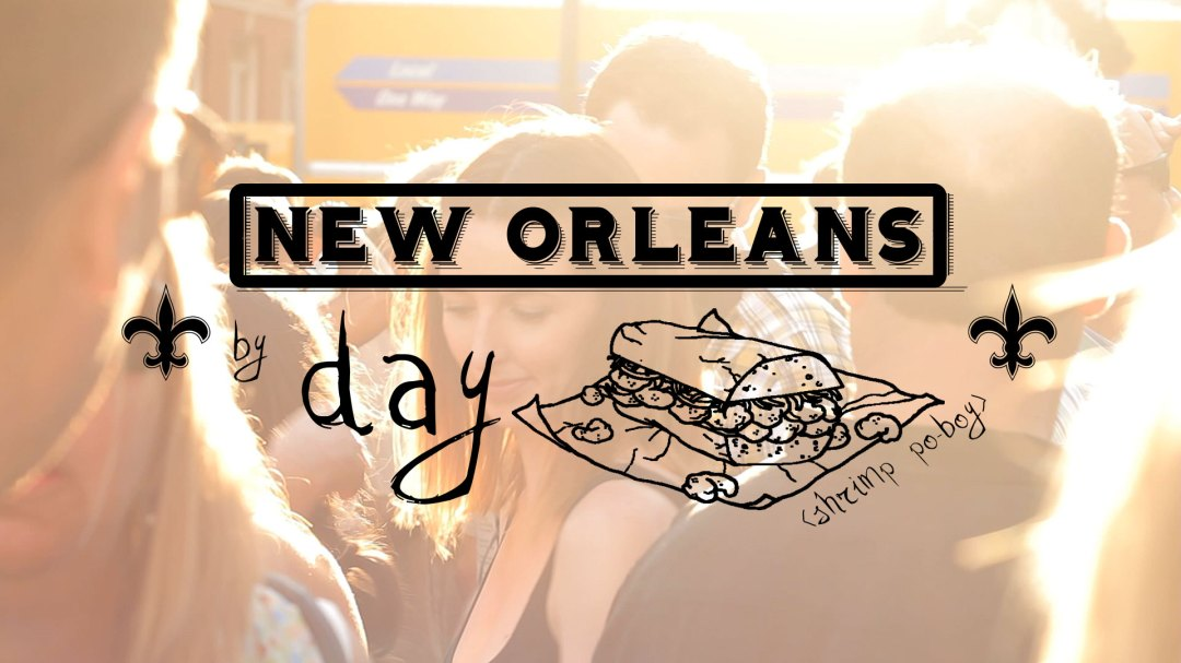 New Orleans by day // food