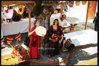 Grandson castle medieval festival