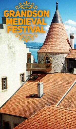 Grandson Medieval festival 2018