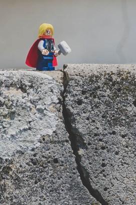 Mini Thor, gros dégâts (2015)