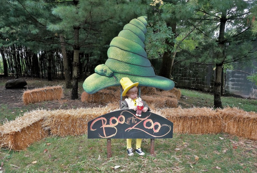Halloween in NYC - Boo at the Zoo