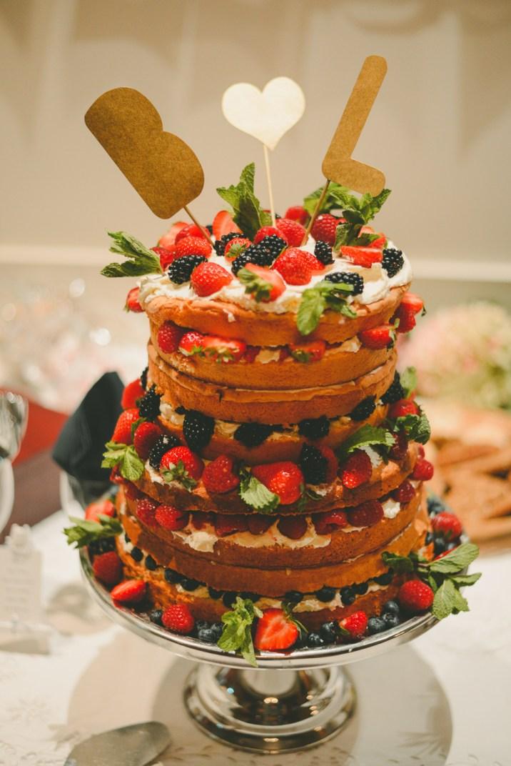 Wedding Cake Amsterdam Bruiloft
