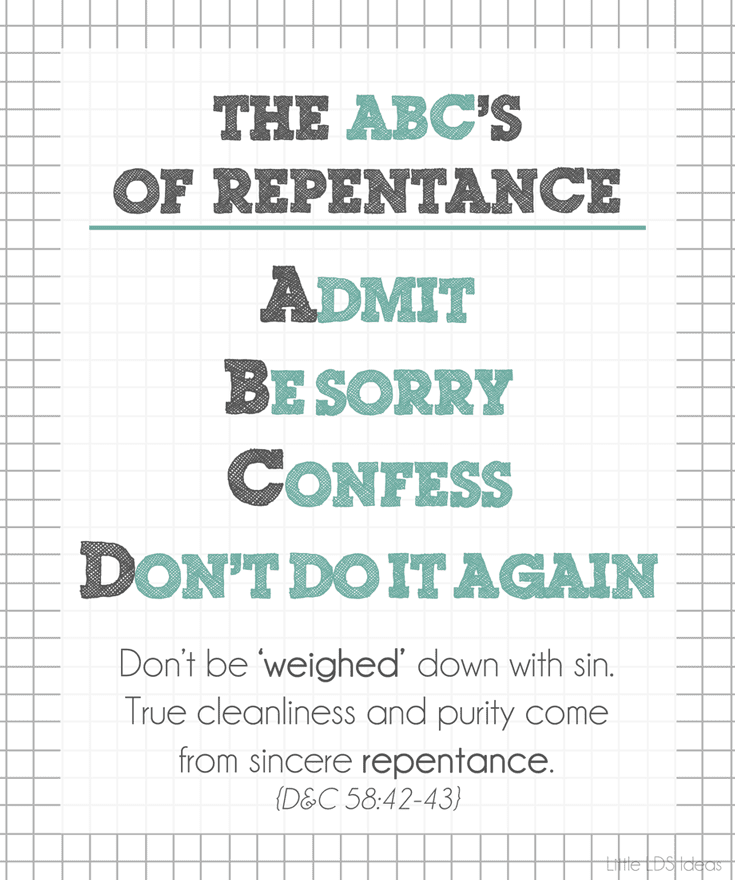 Steps of Repentance