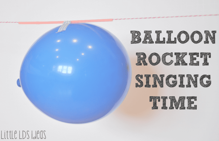 Balloon-Rocket-Singing-Time