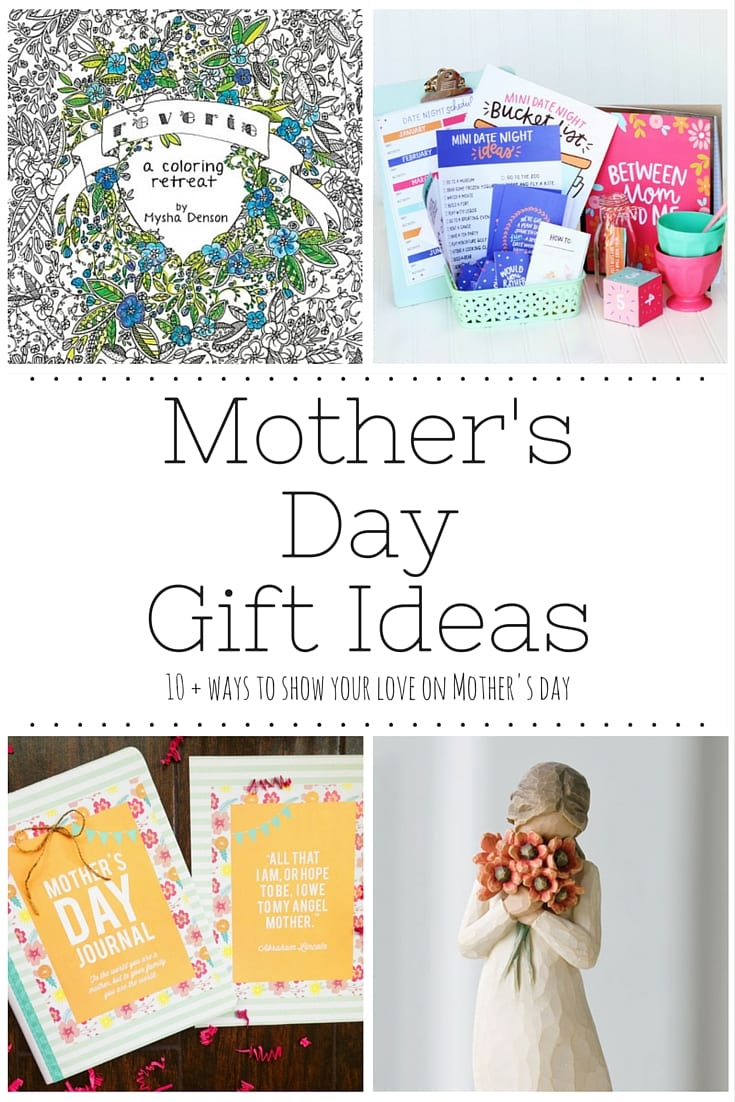 Show that special woman in your life you love them with a great gift. Here are 10 gift ideas from Little LDS Ideas.
