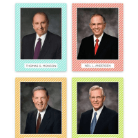 LDS Apostle Cards