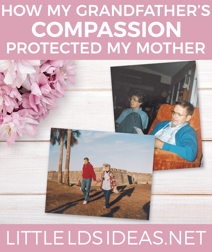 #PrinceofPeace Story of Compassion. How my Grandfather's Compassion Protected my Mother.