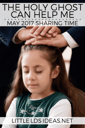 Holy Ghost Sharing Time May 2017