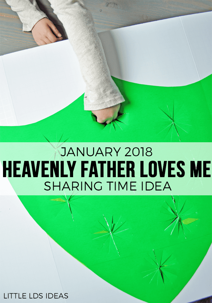 Primary Sharing Time Ideas Archives   Little LDS Ideas