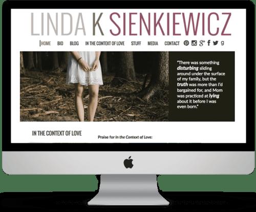 Linda Sienkiewicz // Author Website