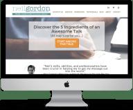 Neil Gordon, Content Specialist