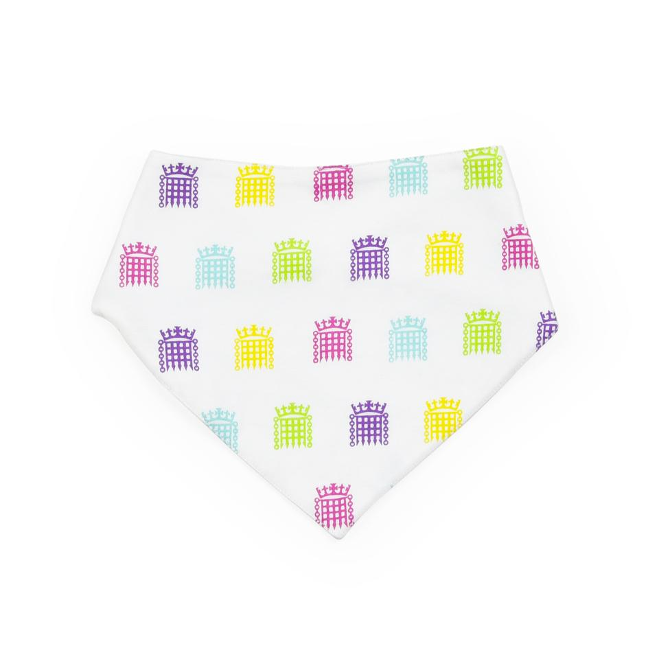 UK Parliament Bandana Bib