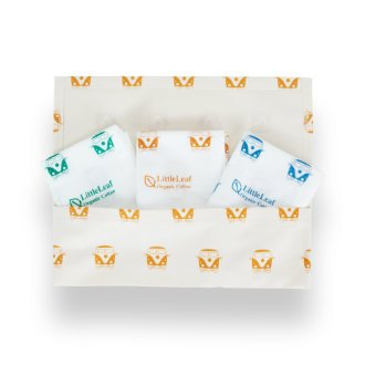 CamperVan Handkerchiefs in CamperVan Pouch
