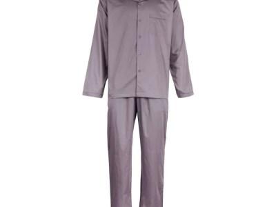 Men's Chocolate Plum Pyjamas