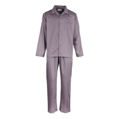 Men's Chocolate Plum Pyjamas