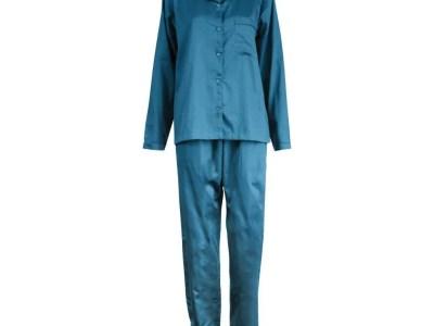 LittleLeaf Ocean Blue Women's Pyjamas