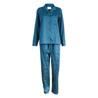 LittleLeaf Ocean Blue Women's Pyjamas