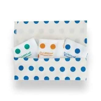 Spots Handkerchiefs in Spots Pouch