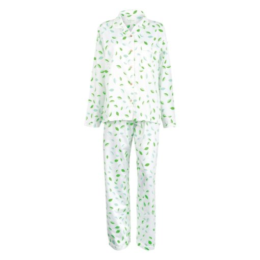 LittleLeaf Tumbling Leaves Women's Pyjamas