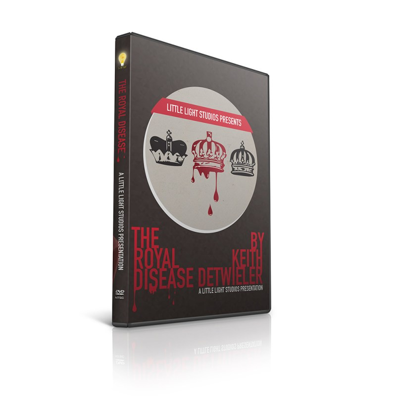 The Royal Disease DVD