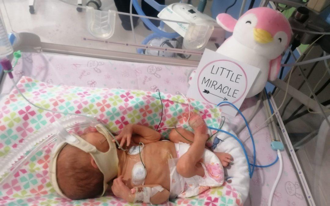 Skylar – Born at 29 weeks during Lockdown