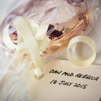 lollipop wedding favours
