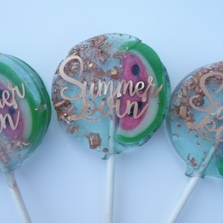 lollipop favours